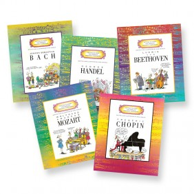 Classical Composers Set