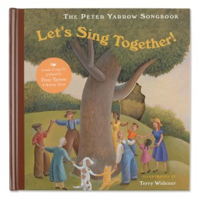 Let's Sing Together Book & CD