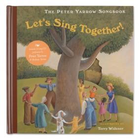 Let's Sing Together Book & CD