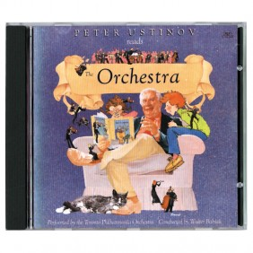 The Orchestra CD
