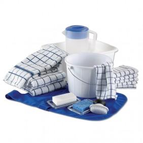 Table Scrubbing Set