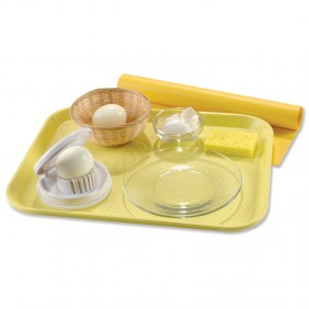 Egg Slicing Activity