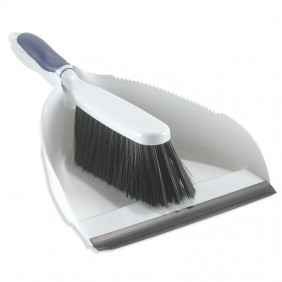 Outdoor Brush & Dustpan Set