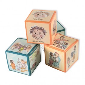 Conflict Resolution Cubes