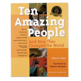 Ten Amazing People