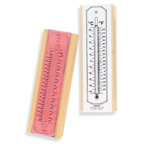 Thermometer Stamp