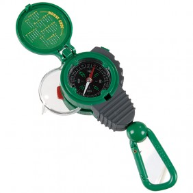 3-in-1 Field Compass Tool