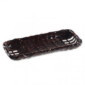 Lacquered Basket/Tray