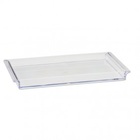 Clear Tray with Handles
