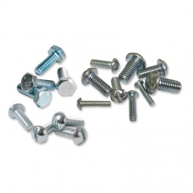 All 3 Sets of Extra Bolts