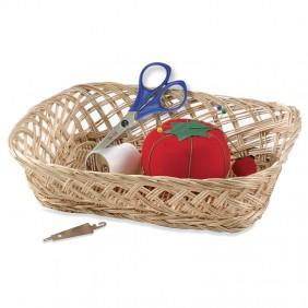 Individual Sewing Basket