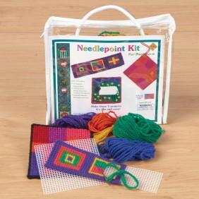 Needlepoint Kit for Beginniners