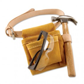 Tool Belt with Accessories