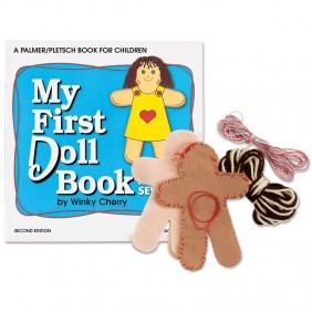 My First Doll Book