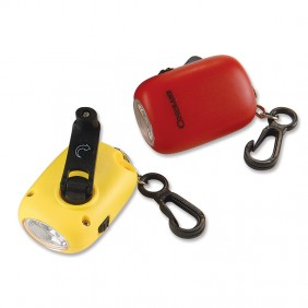 Dynamo Mini Hand-Crank Flashlight