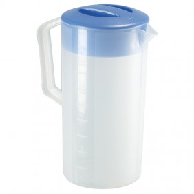 Covered Pitcher with Lid