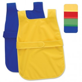 Primary Easy-Fasten Water-Resistant Apron