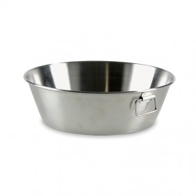 Small Stainless Steel Basin