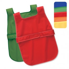 Toddler Easy-Fasten Water-Resistant Apron