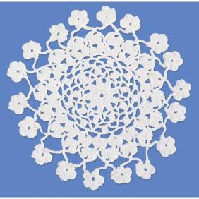 Cotton Lace Doily