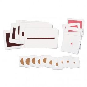 Sensorial Cards