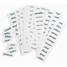 Sensorial Labels
