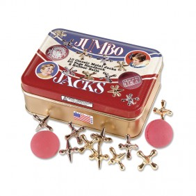 Jumbo Jacks in a Tin