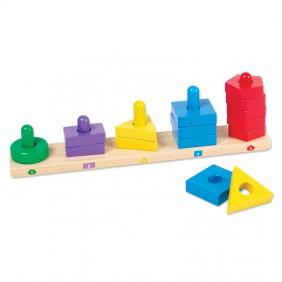 Stack & Sort Board