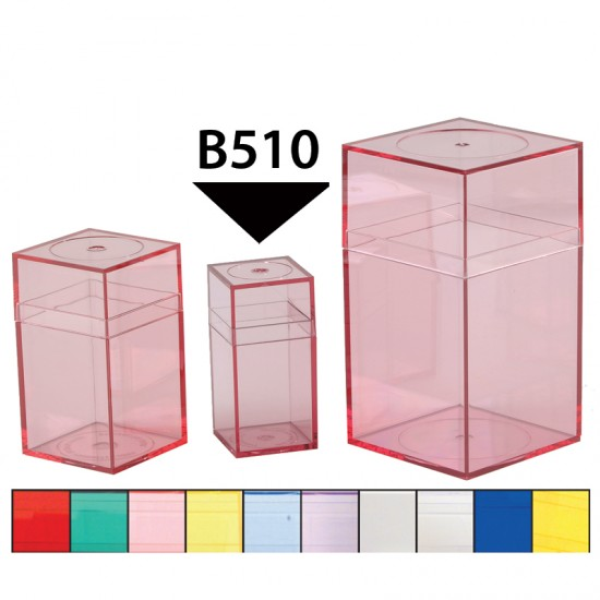 small plastic boxes 2