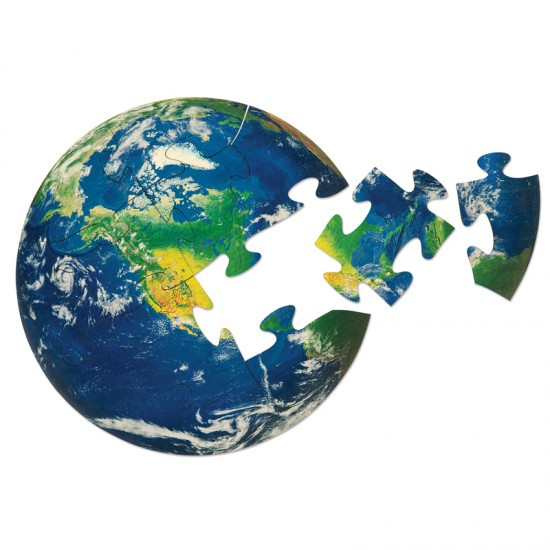 Earth puzzle montessori services earth puzzle gumiabroncs Image collections