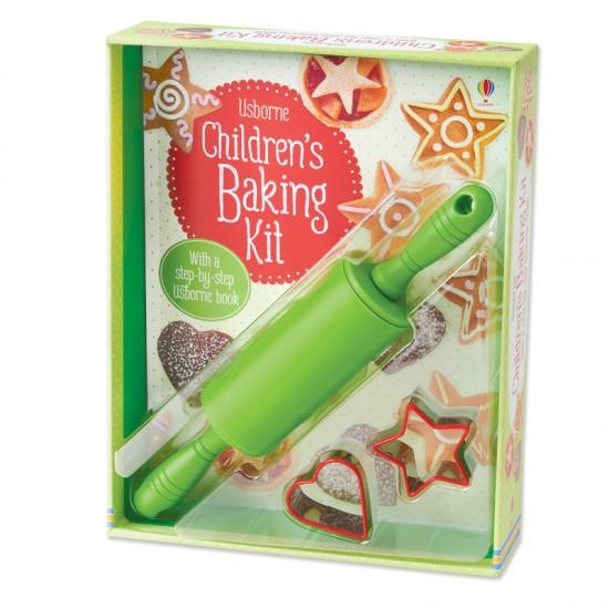 Usborne Children's Baking Kit