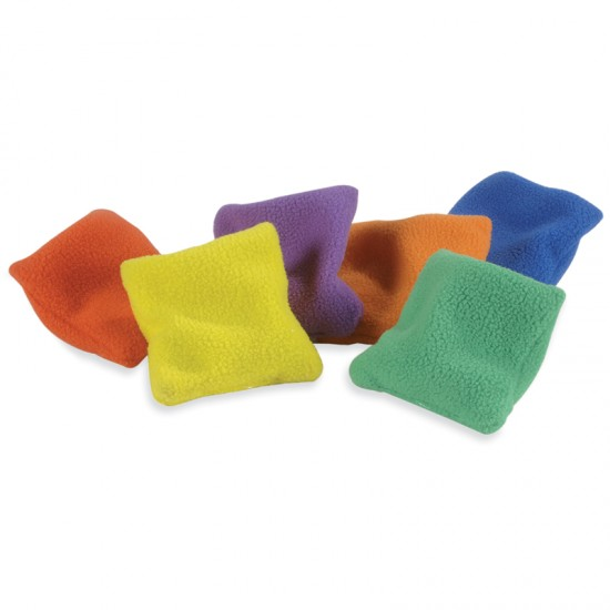 Fleece Beanbag Set