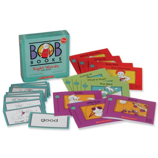 Bob Books Sight Words First Grade Montessori Services