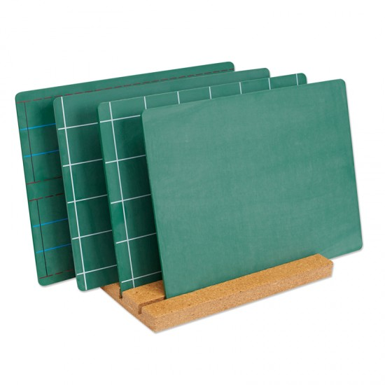 Completely new Chalkboards & Display Stand - Montessori Services LA71