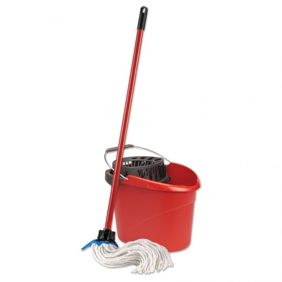 Yarn Mop & Bucket Set - Montessori Services