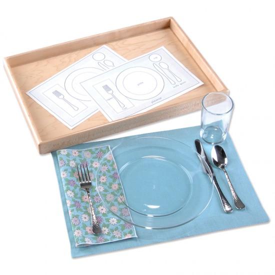 Table Setting Activity  sc 1 st  Montessori Services & Table Setting Activity - Montessori Services