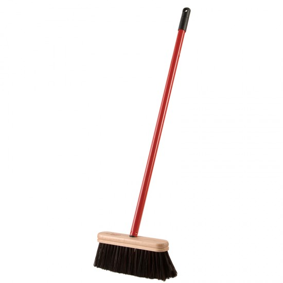10 Inch Long Nylon Floor Sweeper Brush Push Broom