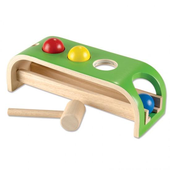 Pound A Ball Toy Toys : Pound roll montessori services