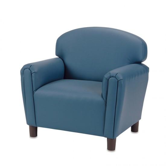 Child Size Armchair Blue