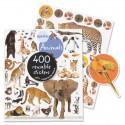 Animals Sticker Book