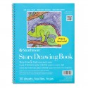 Story/Drawing Book