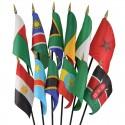 Africa Flag Set