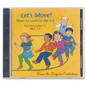 Lets Move! CD