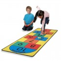 Portable Hopscotch Play Carpet