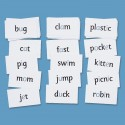 Miss Rhonda's Phonetic Word Cards