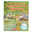 What's the Difference? Crocodiles and Alligators