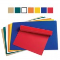 Vinyl Mat with Rounded Corners