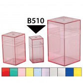 Small Colored Plastic Boxes