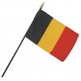 Belgium Nation Flag