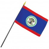Belize Nation Flag